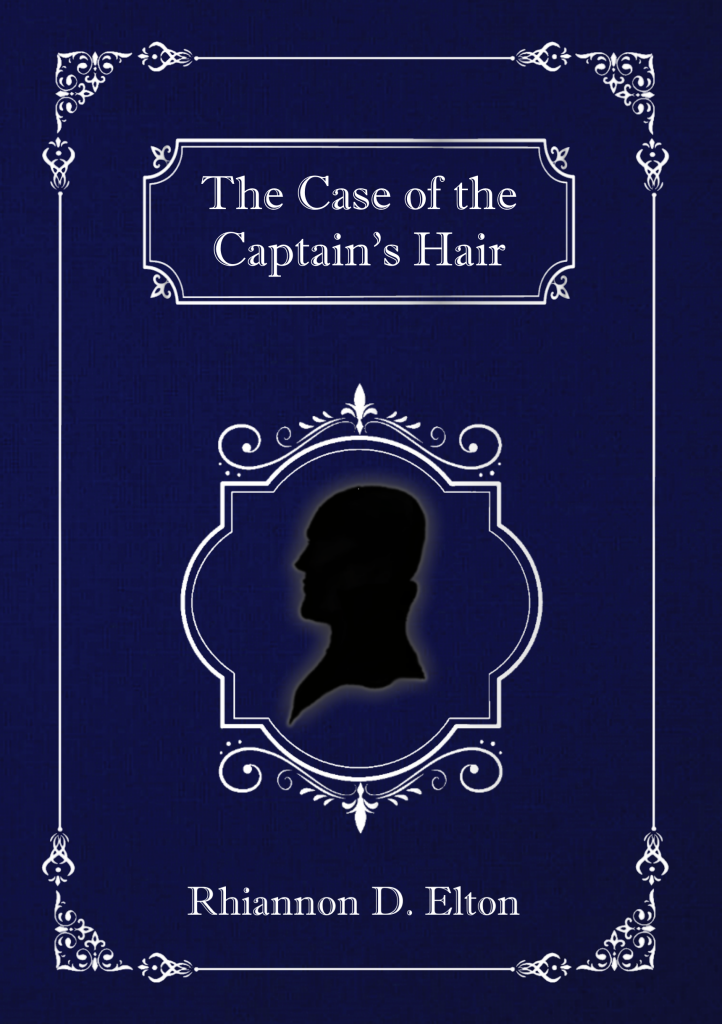 Case of the Captain's Hair, Wolflock Cases, Mystery, Magic, Fantasy, teen, amateur sleuth
