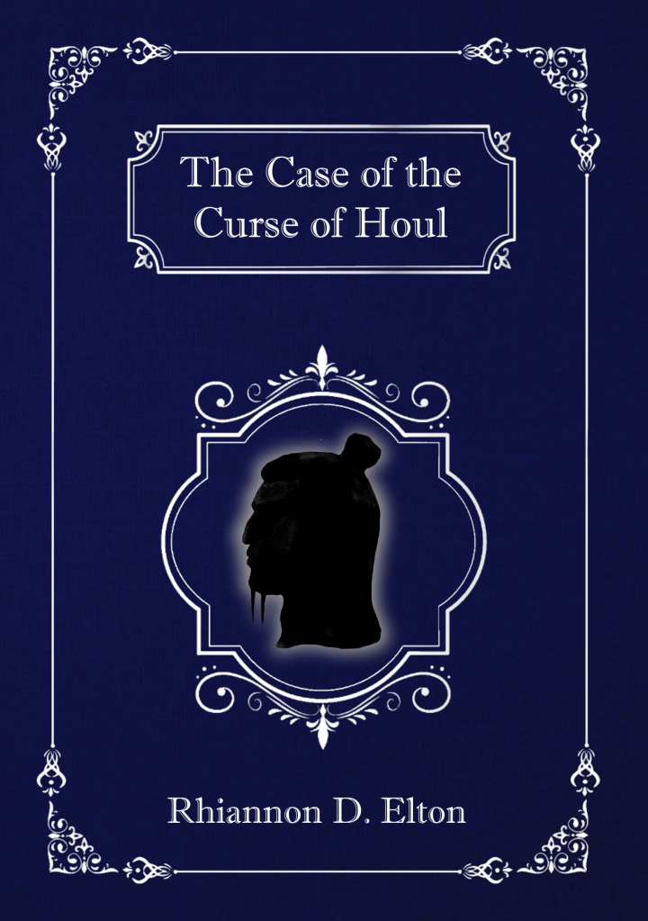 The Case of the Curse of Houl, Wolflock Cases, Friendship, Fantasy, Magic, Mystery, Amateur Sleuth, teen