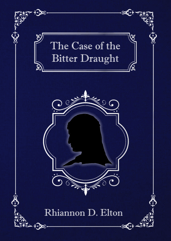 Case of the Bitter Draught Front Cover Book 4