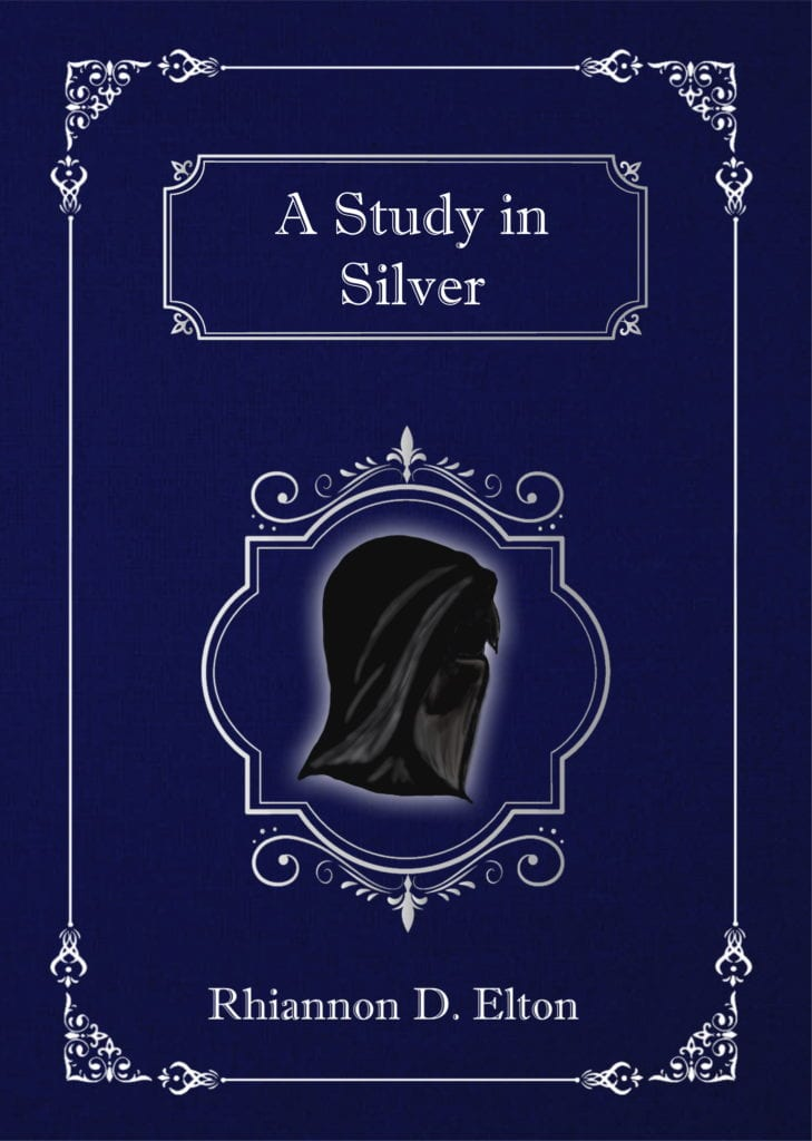 A Study in Silver Front Cover